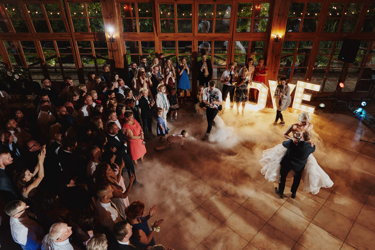 pierwszy taniec Młyn nad Regą