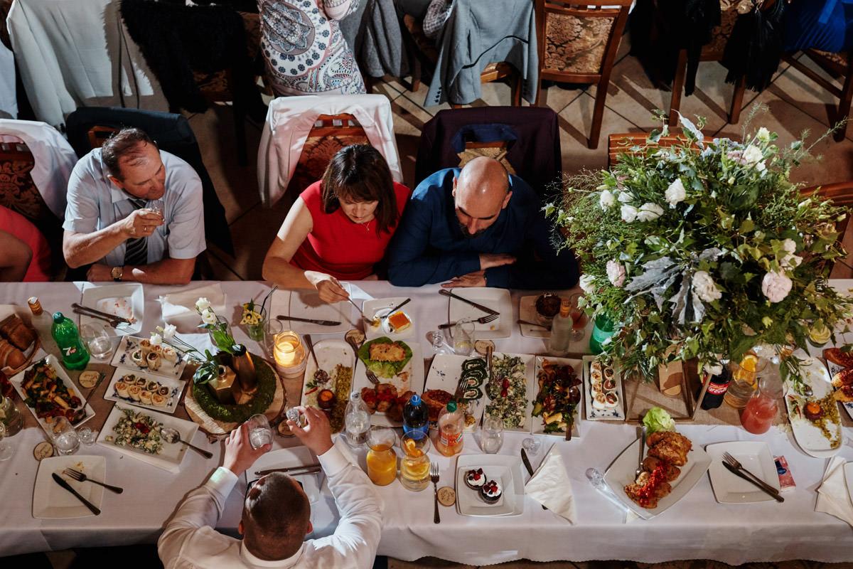 wesele Młyn nad regą