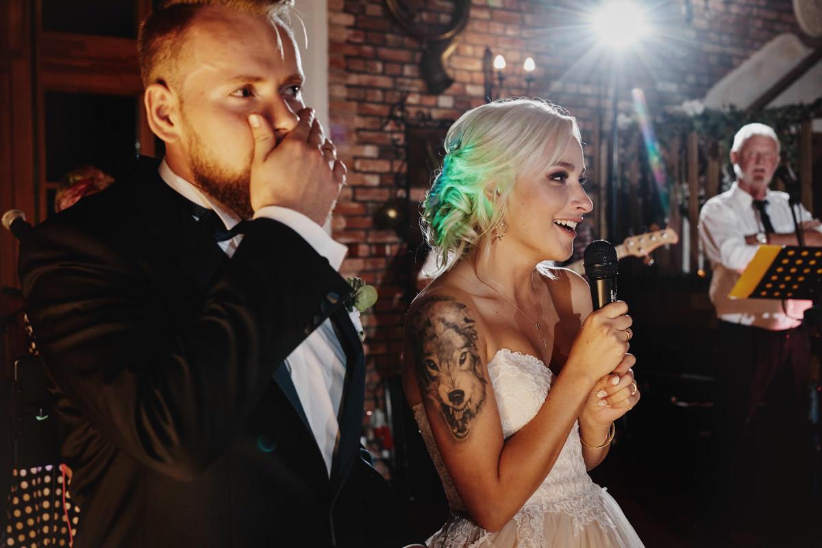 super wesele w Młynie nad Regą