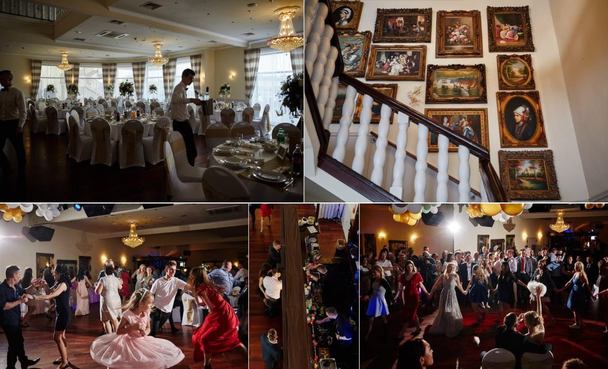 sala weselna zachodnipomorskie - Hotel Dobosz