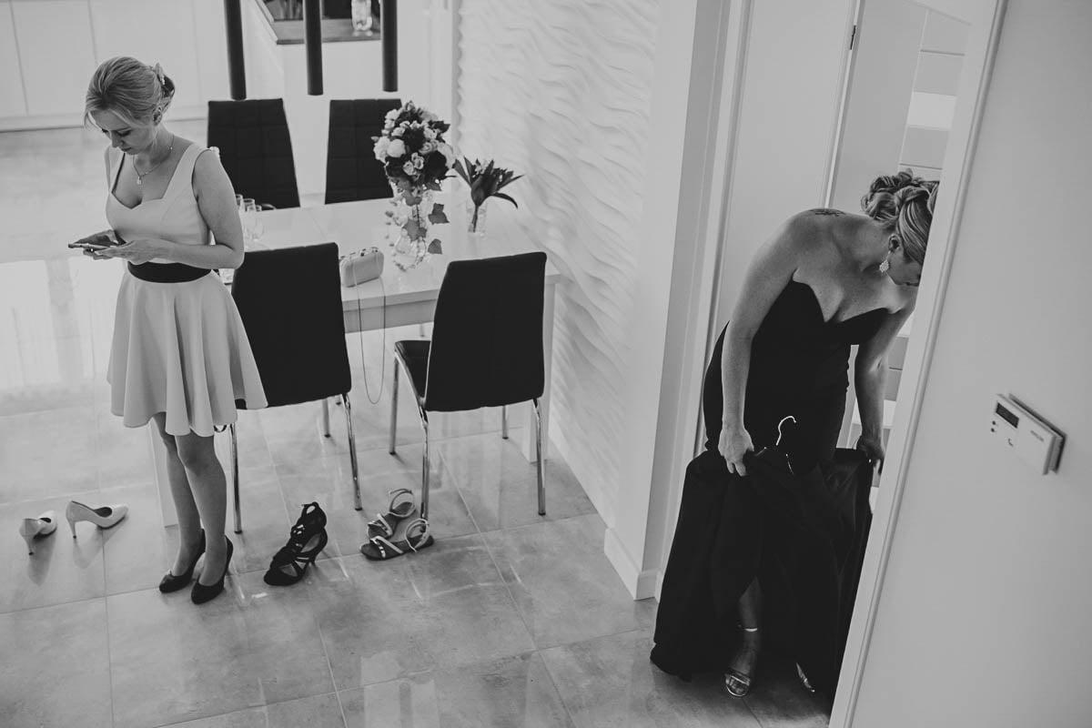 przygotwania ślubne - druchna