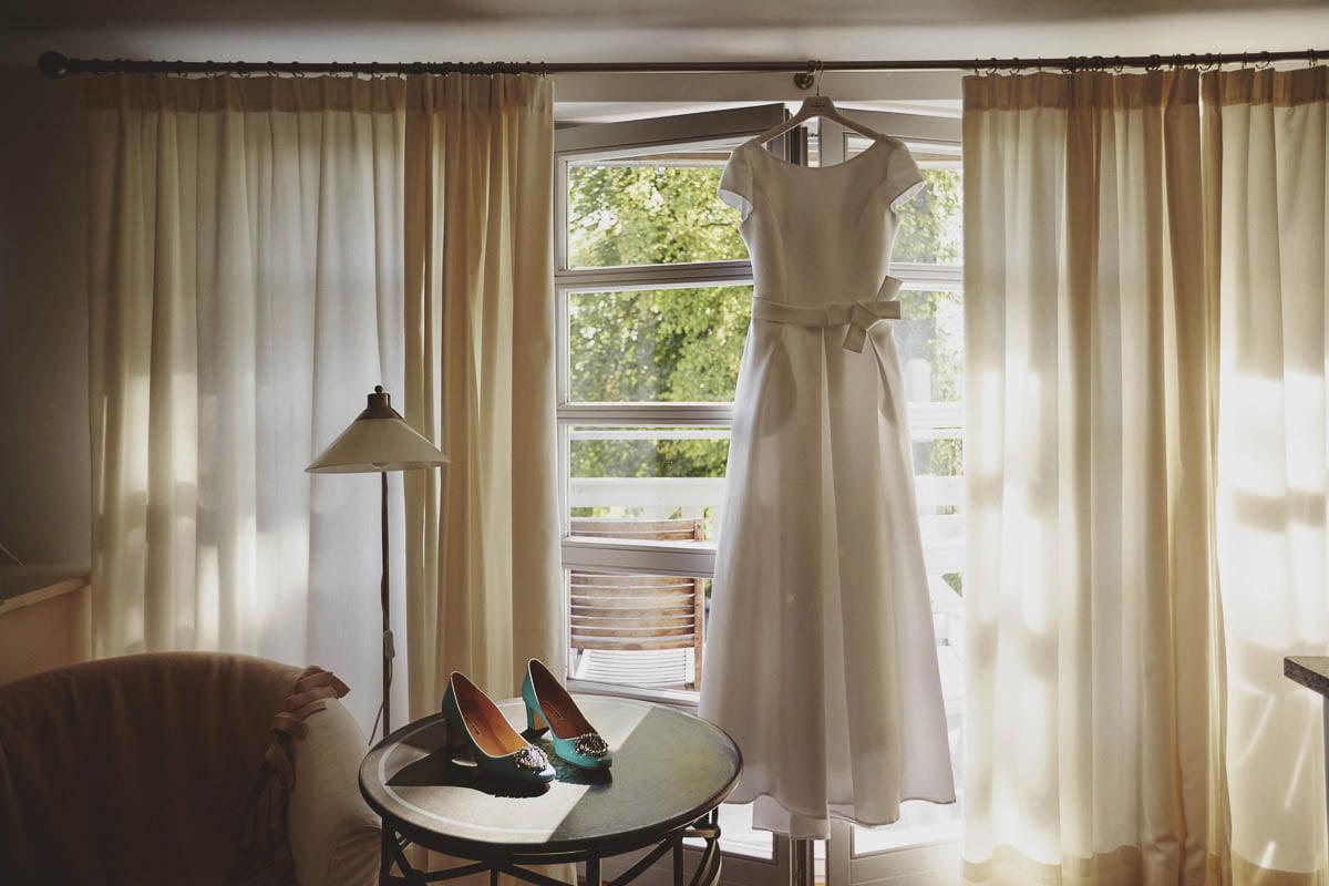 villa park - suknia panny młodej