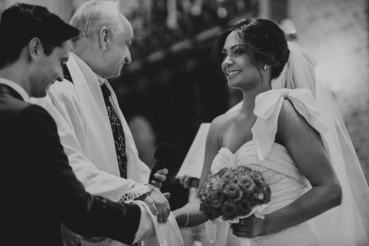 ślub w kościele - przysięga