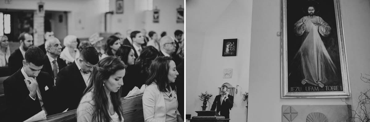 kościoł wisełka - msza święta