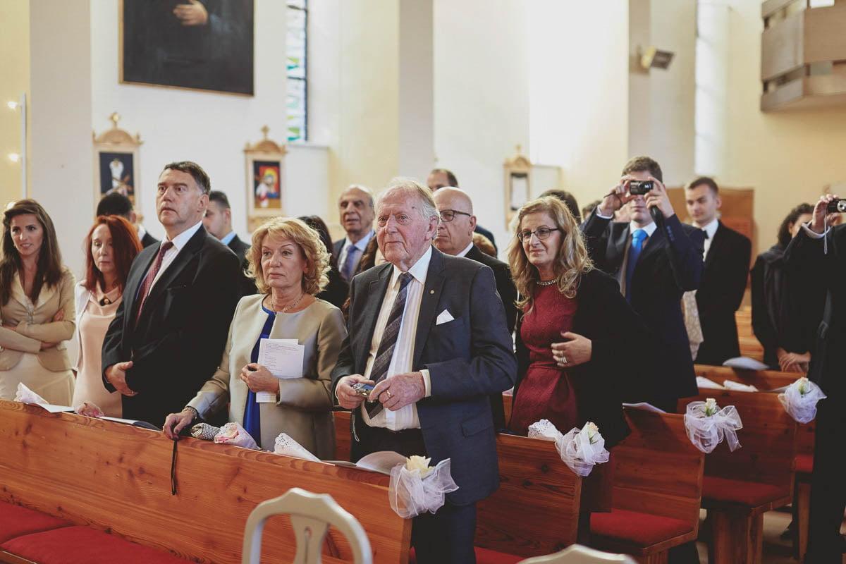 kościoł wisełka - rodzice
