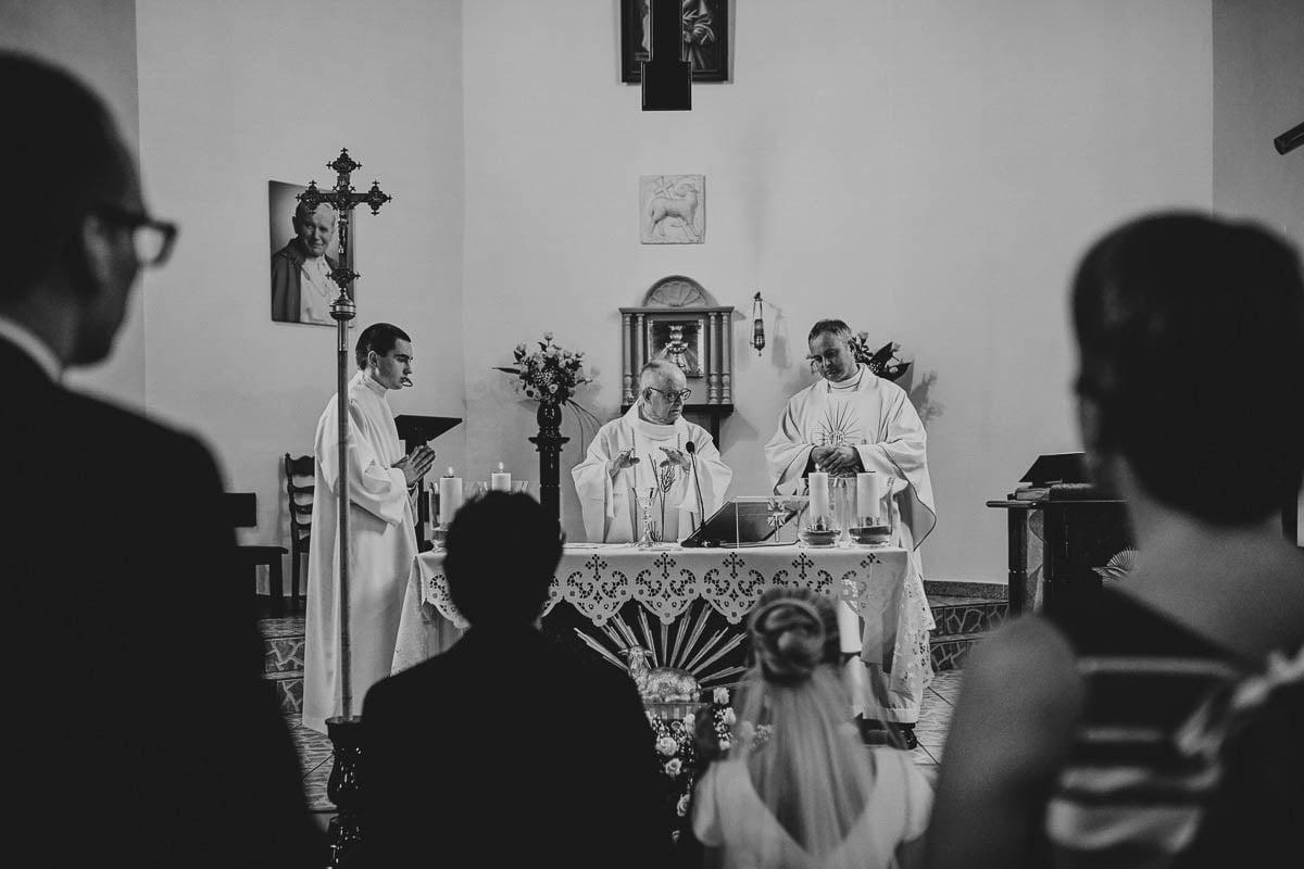 kościoł wisełka - masz święta