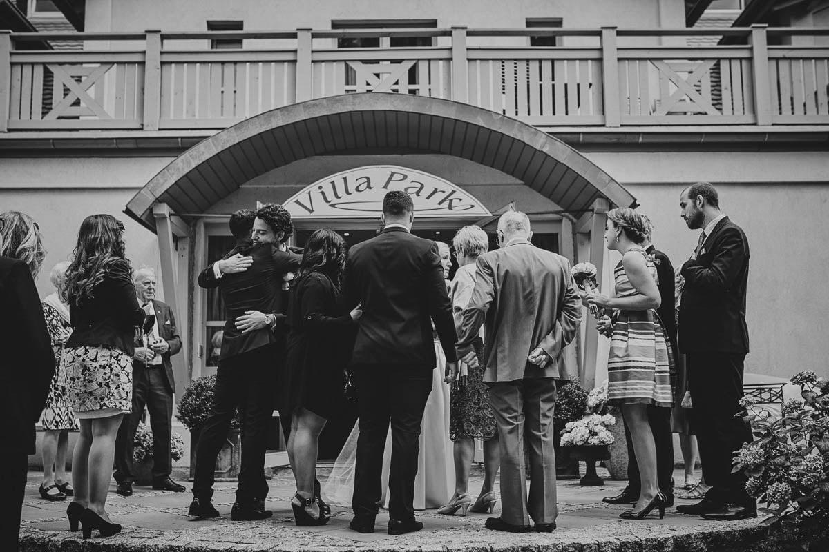 villa park wisełka - skłądanie życzeń