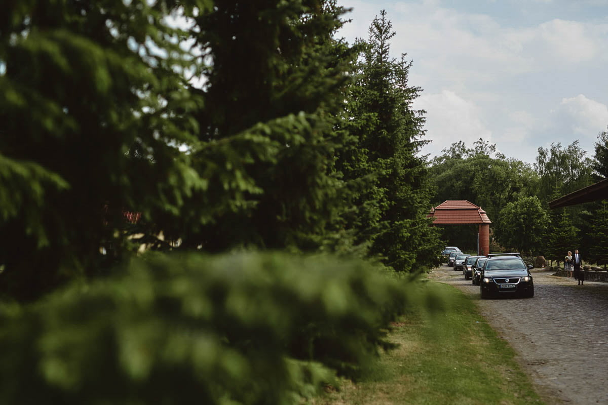 wolwark wirówek wesele - w drodze na wesele