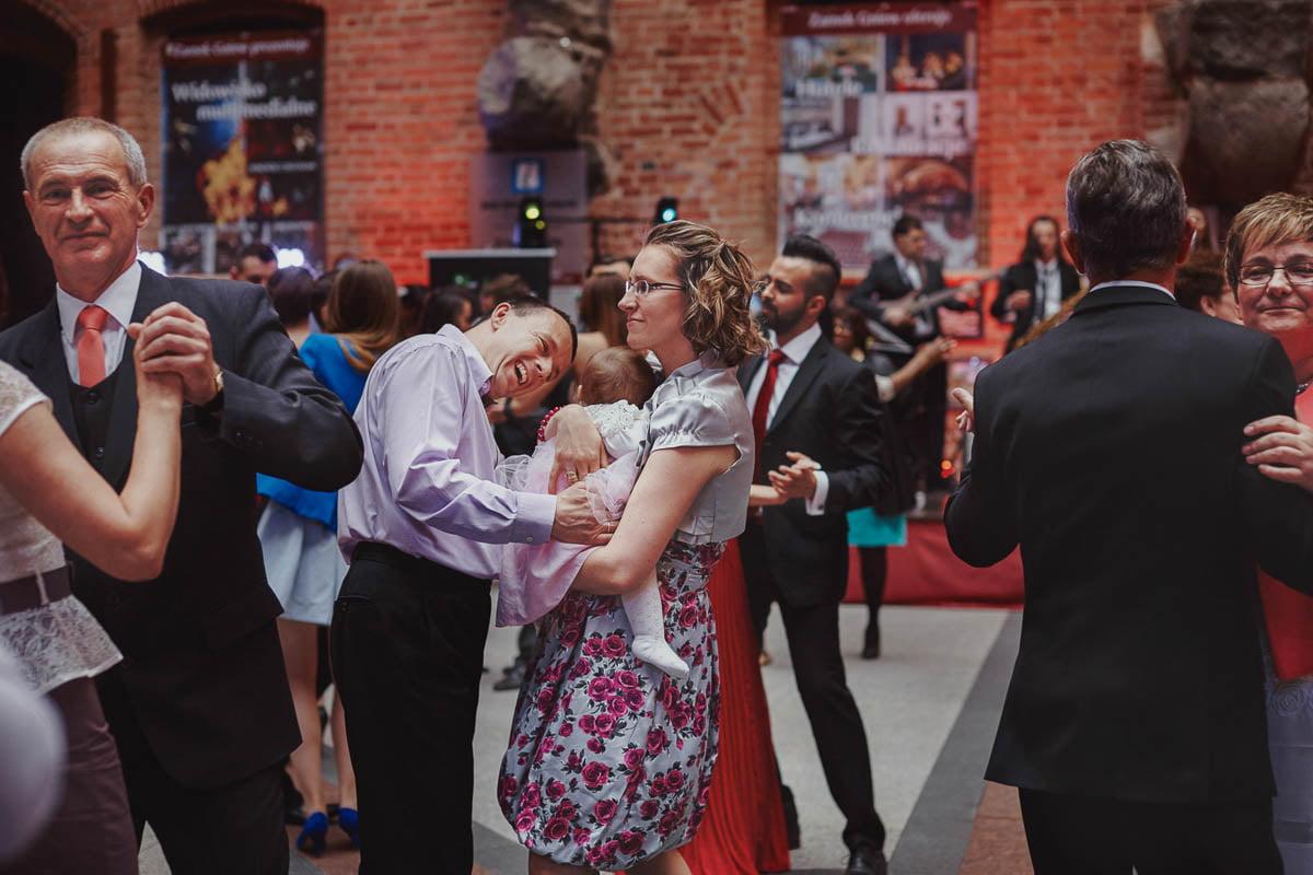 zamek gniew wesele - dzieci na weselu