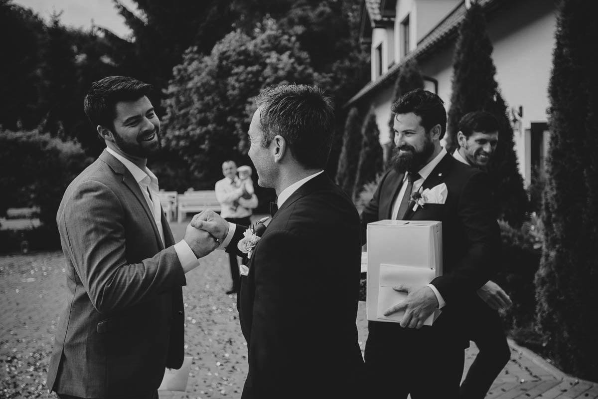 wolwark wirówek wesele - koledzy i goście
