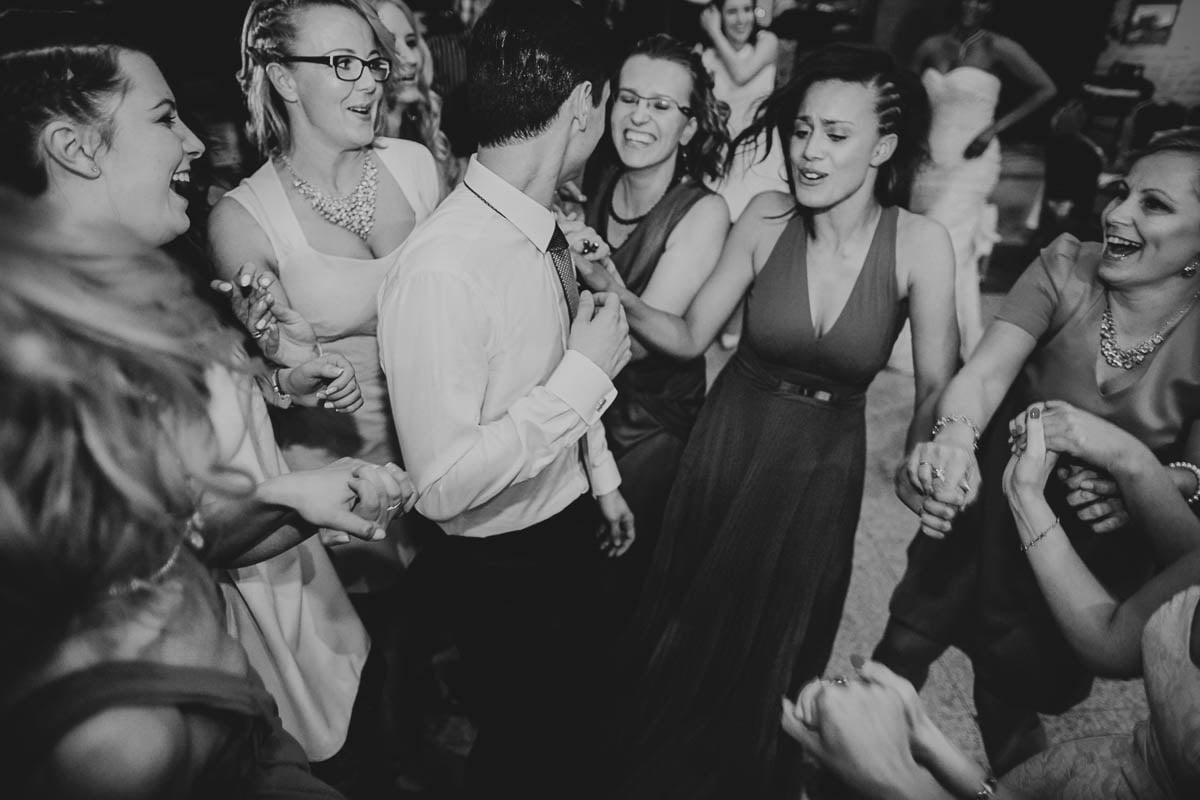 zamek gniew wesele - zabawa na weselu