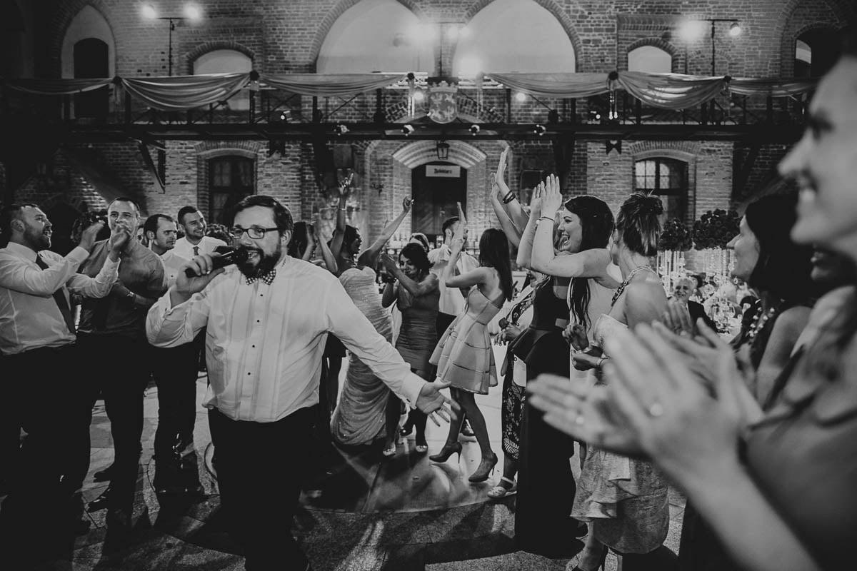 zamek gniew wesele - zabawa weselna