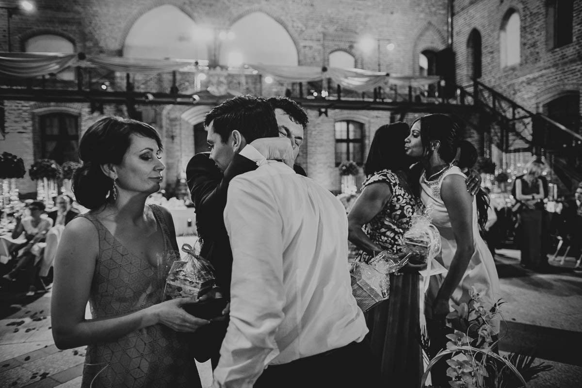 zamek gniew wesele - zabawy oczepinowe