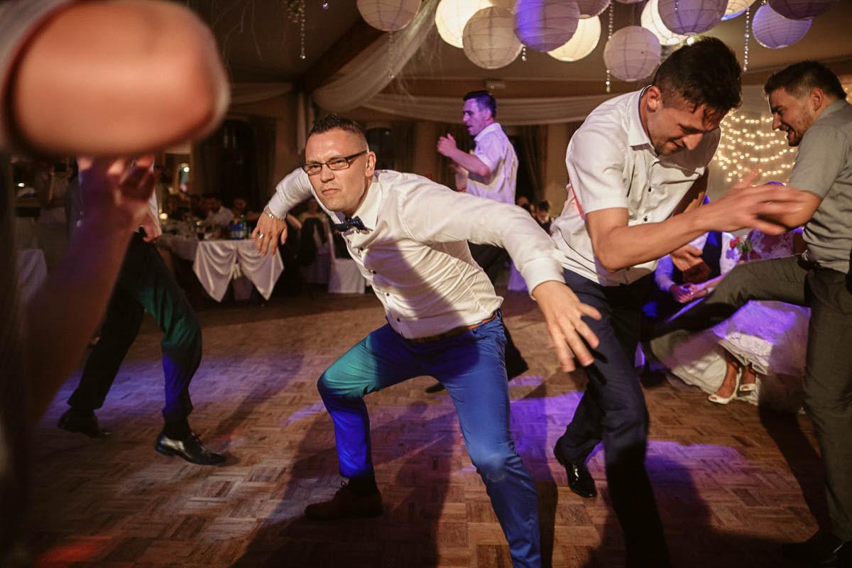 wolwark wirówek wesele - zabawa na oczepinach