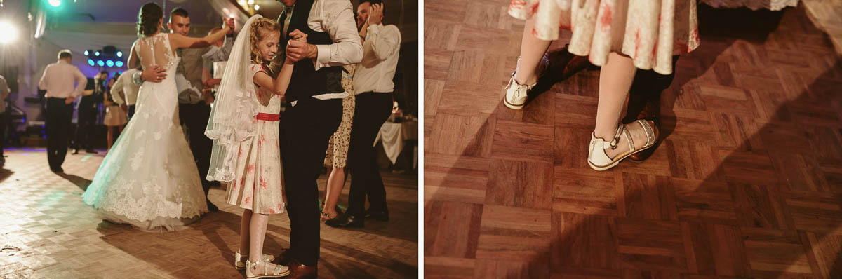 wolwark wirówek wesele - konkurs tańca
