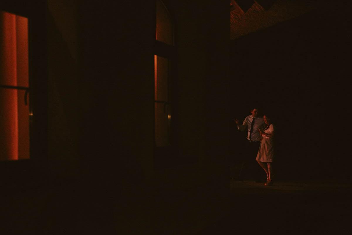 wolwark wirówek wesele - przed salą weselną