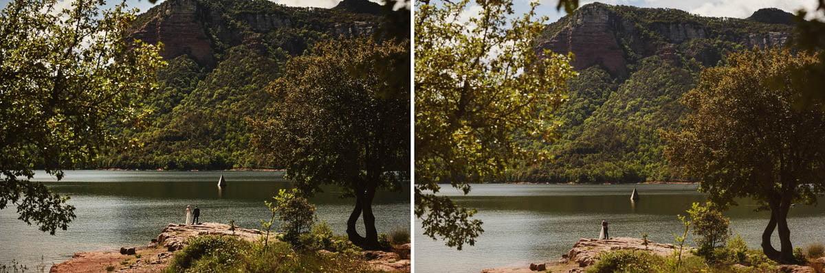 Kasia i Marcin - Katalonia 96