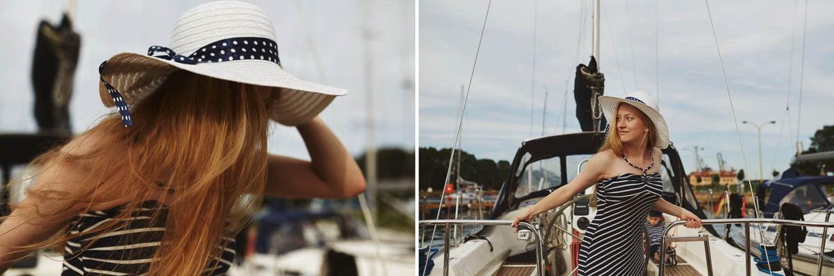 Ciągle marzę aby zostać marynarzem - sesja rodzinna Świnoujście 18