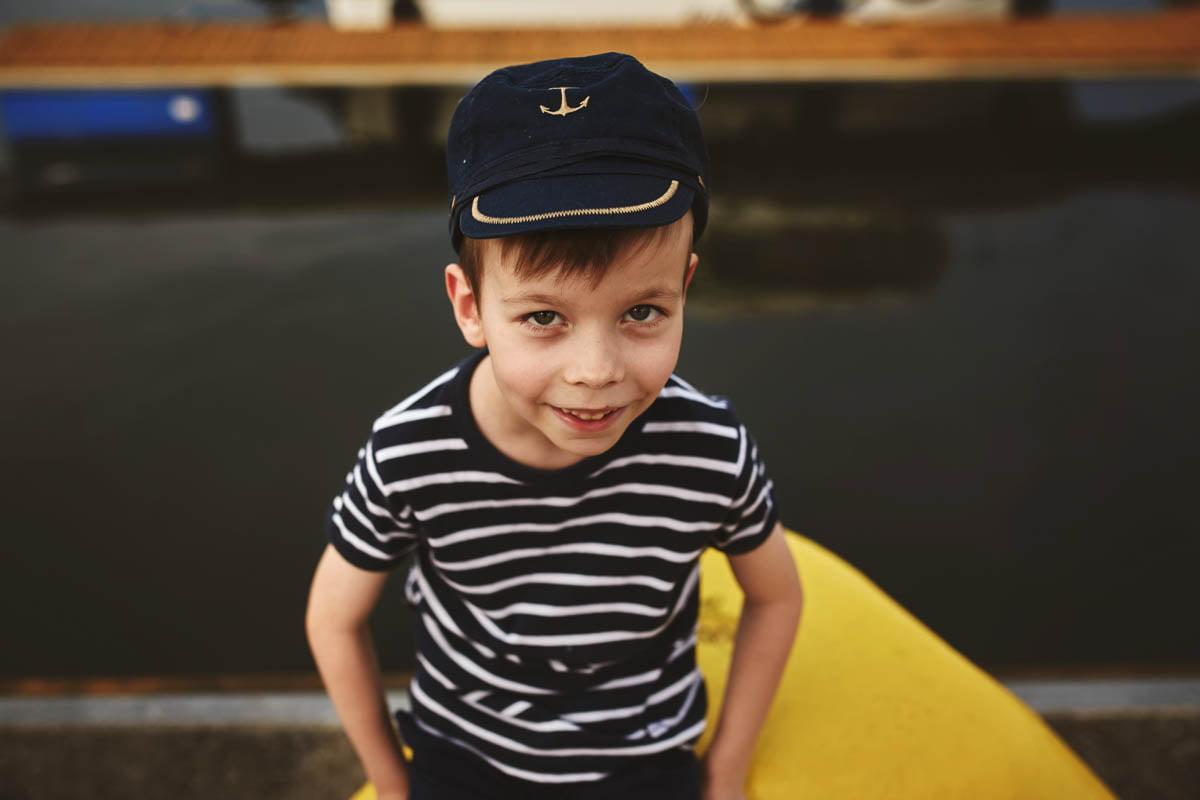 Ciągle marzę aby zostać marynarzem - sesja rodzinna Świnoujście 24