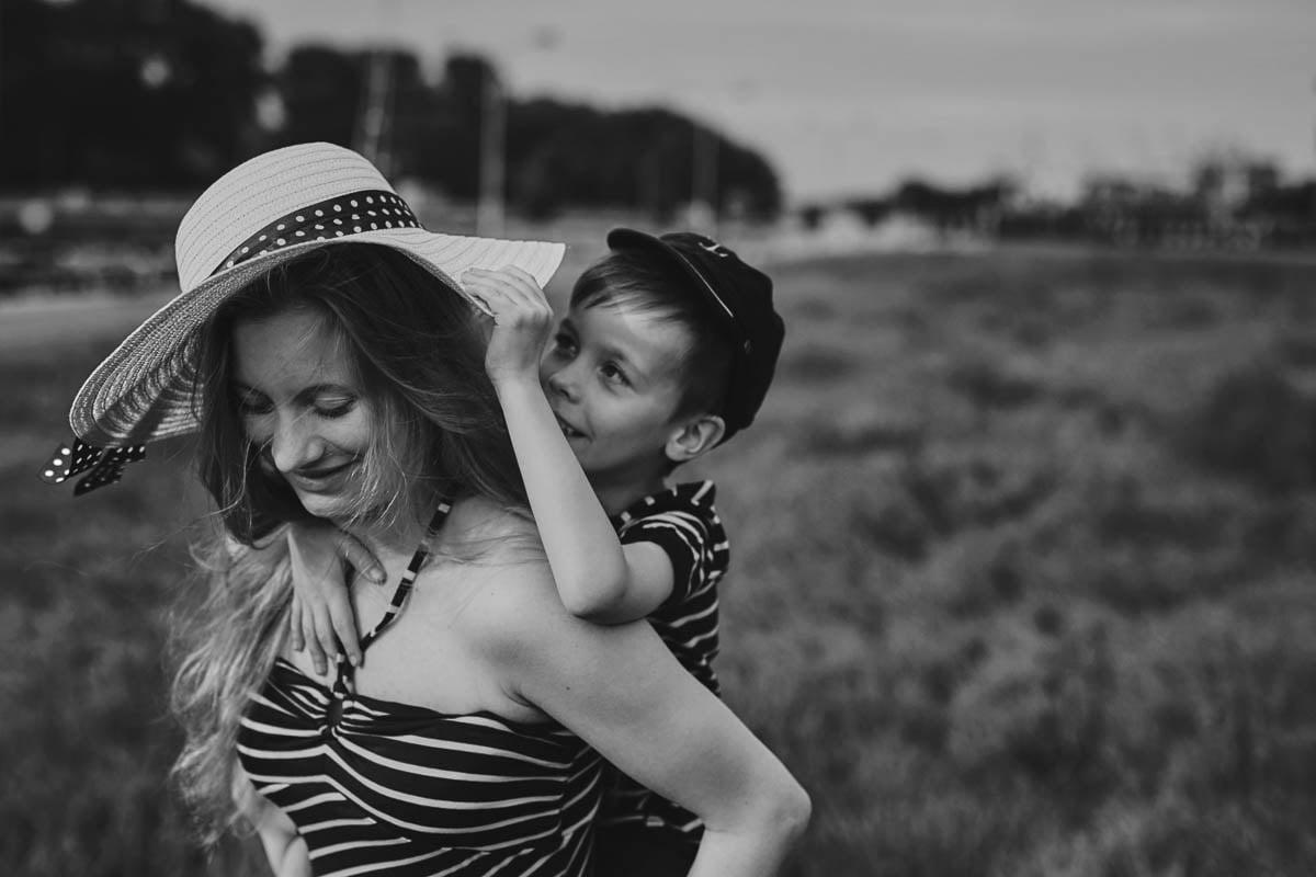 Ciągle marzę aby zostać marynarzem - sesja rodzinna Świnoujście 33