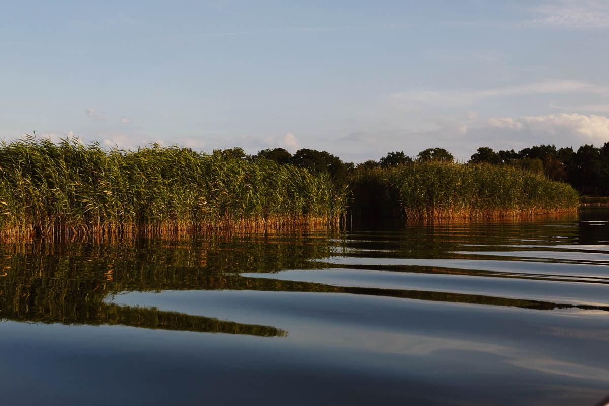 Karsibów - zalew