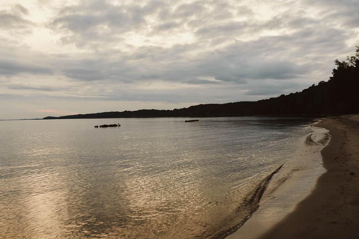 sesja narzeczeńska - na plaży
