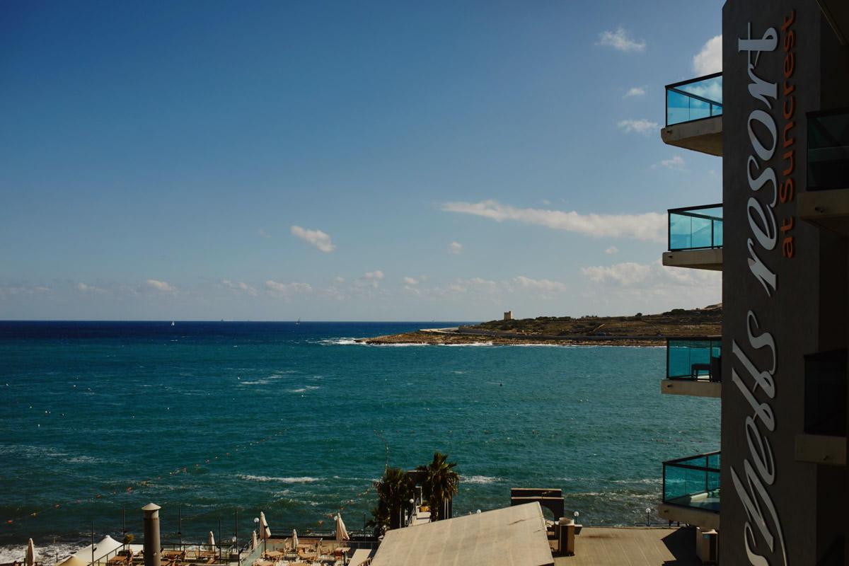 zdjecia ślubne malta - hotel na Malcie