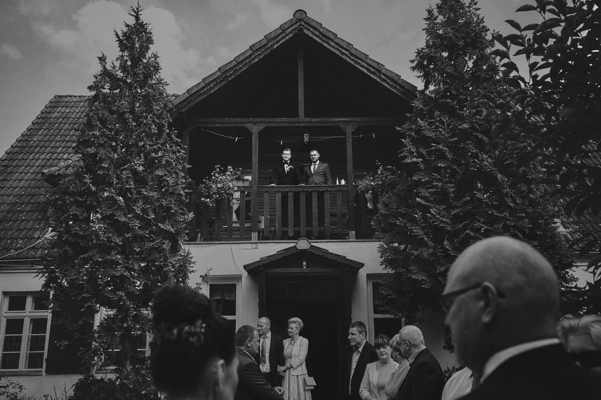 dworek ostęp - reportaż ślubny