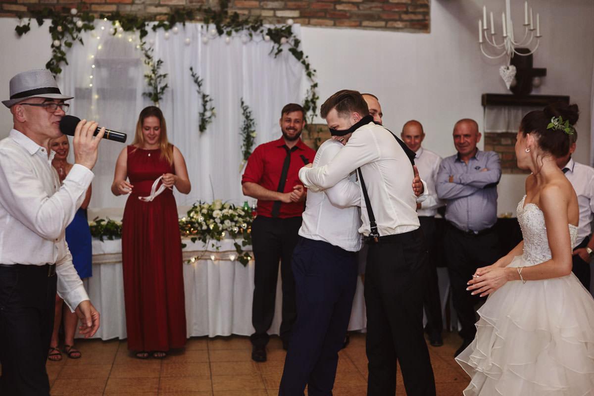 dworek ostep - zabawa weselna