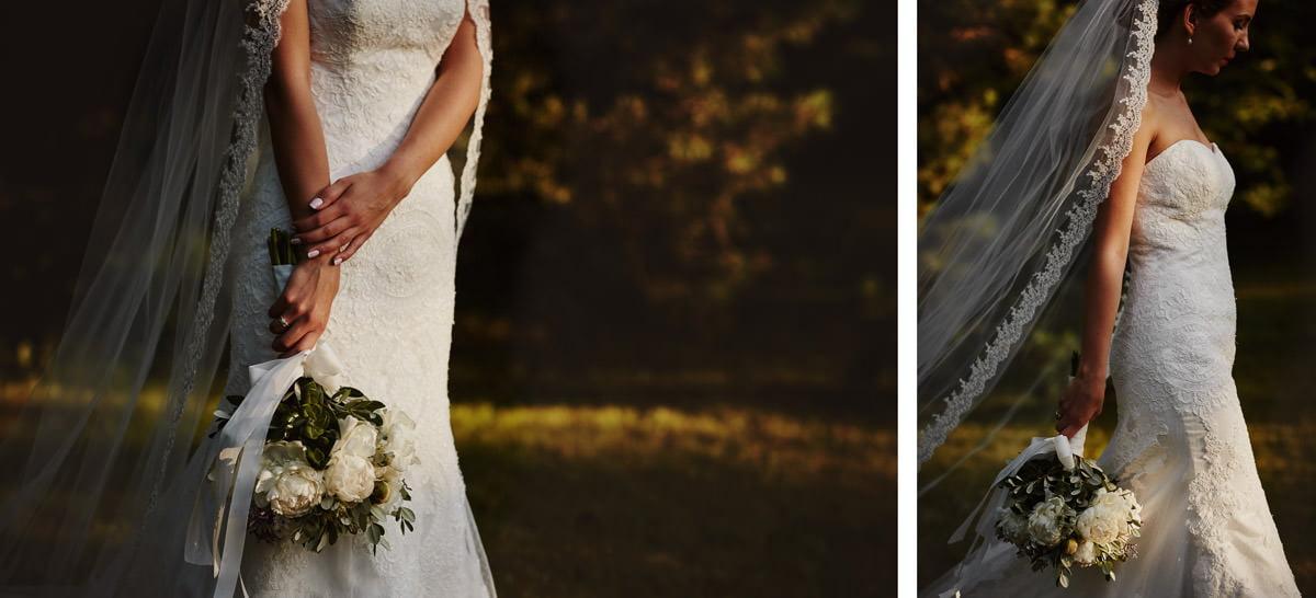 Spalarnia Puszczykowo - sesja ślubna