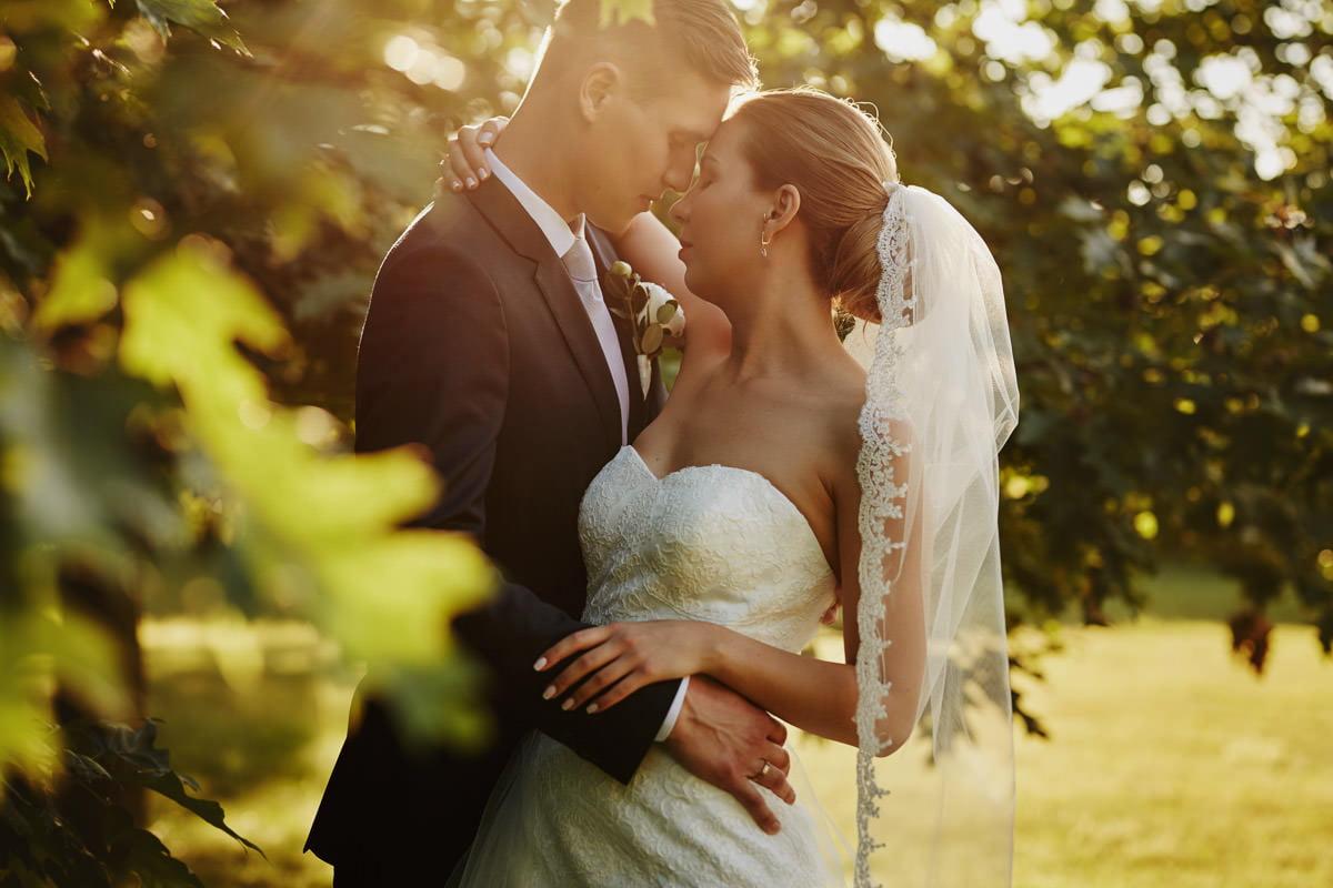 Spalarnia Puszczykowo - plener ślubbny