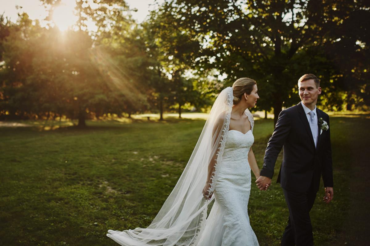 Spalarnia Puszczykowo - sesja podczas wesela