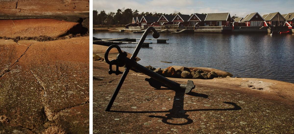 Norwegia detale architektoniczne