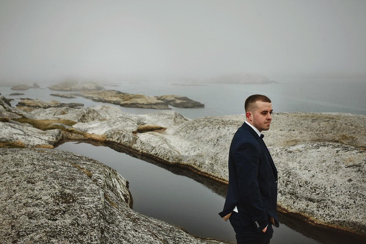 Pan Młody w Norwegii