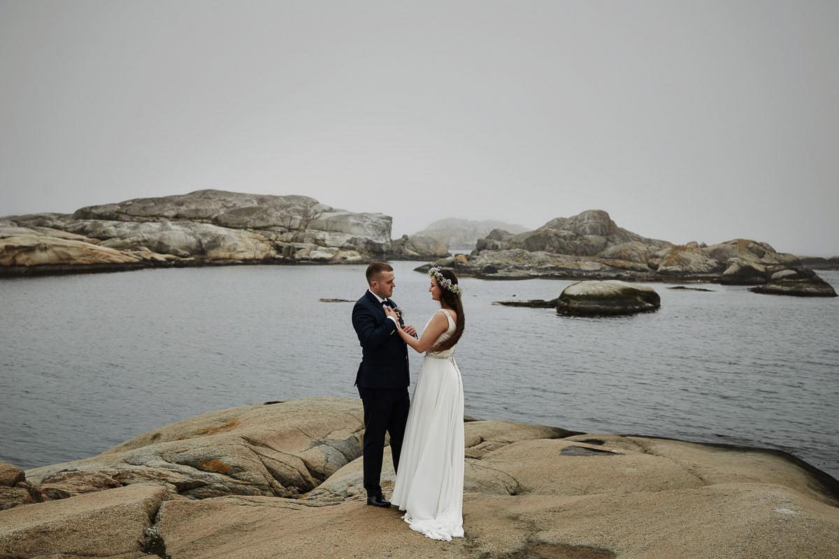 Sesja plenerowa w Norwegii