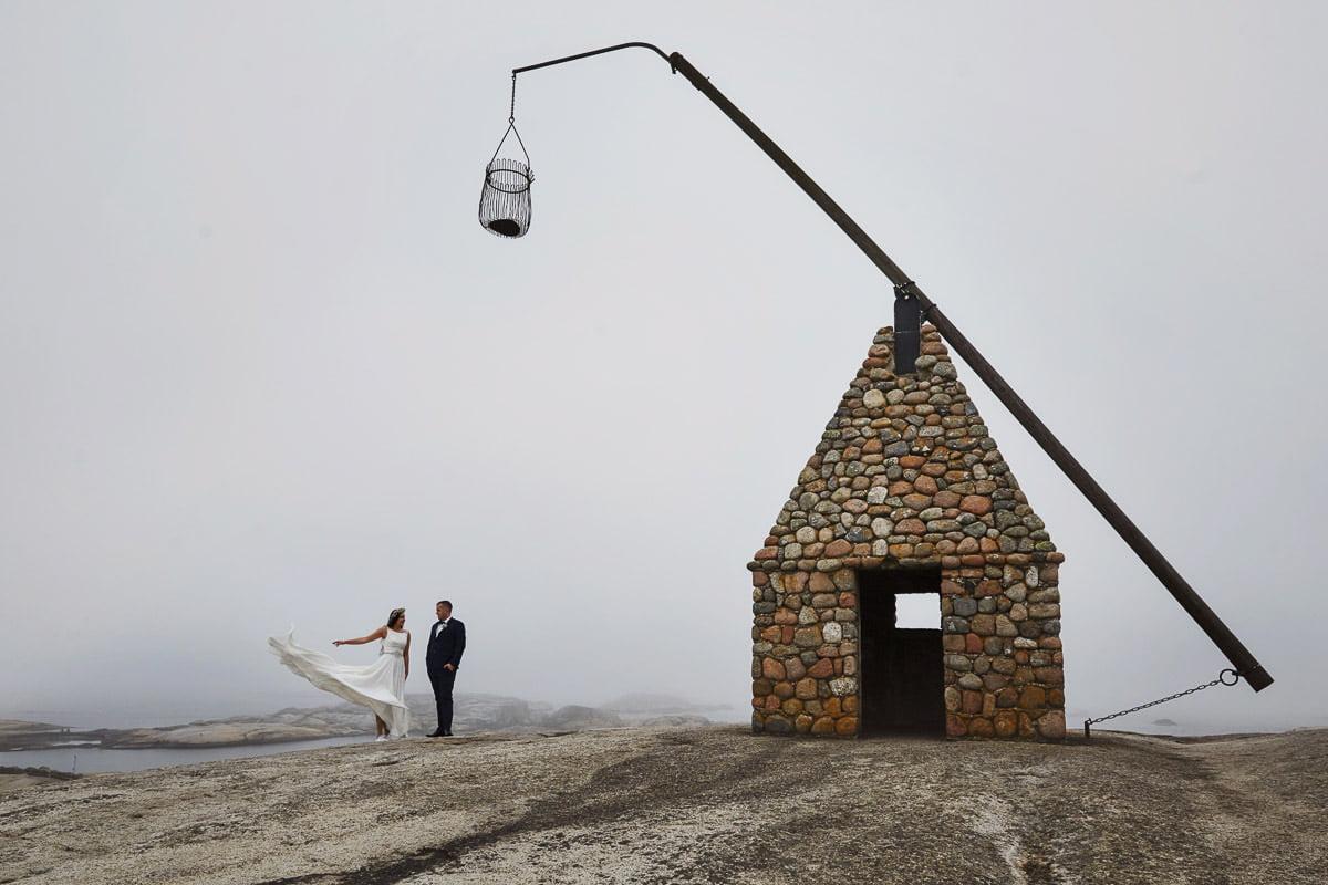 Plener na Verdens Ende Norwegia