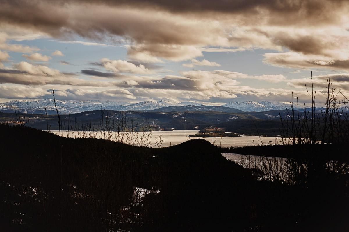 krajoobraz Norwegii