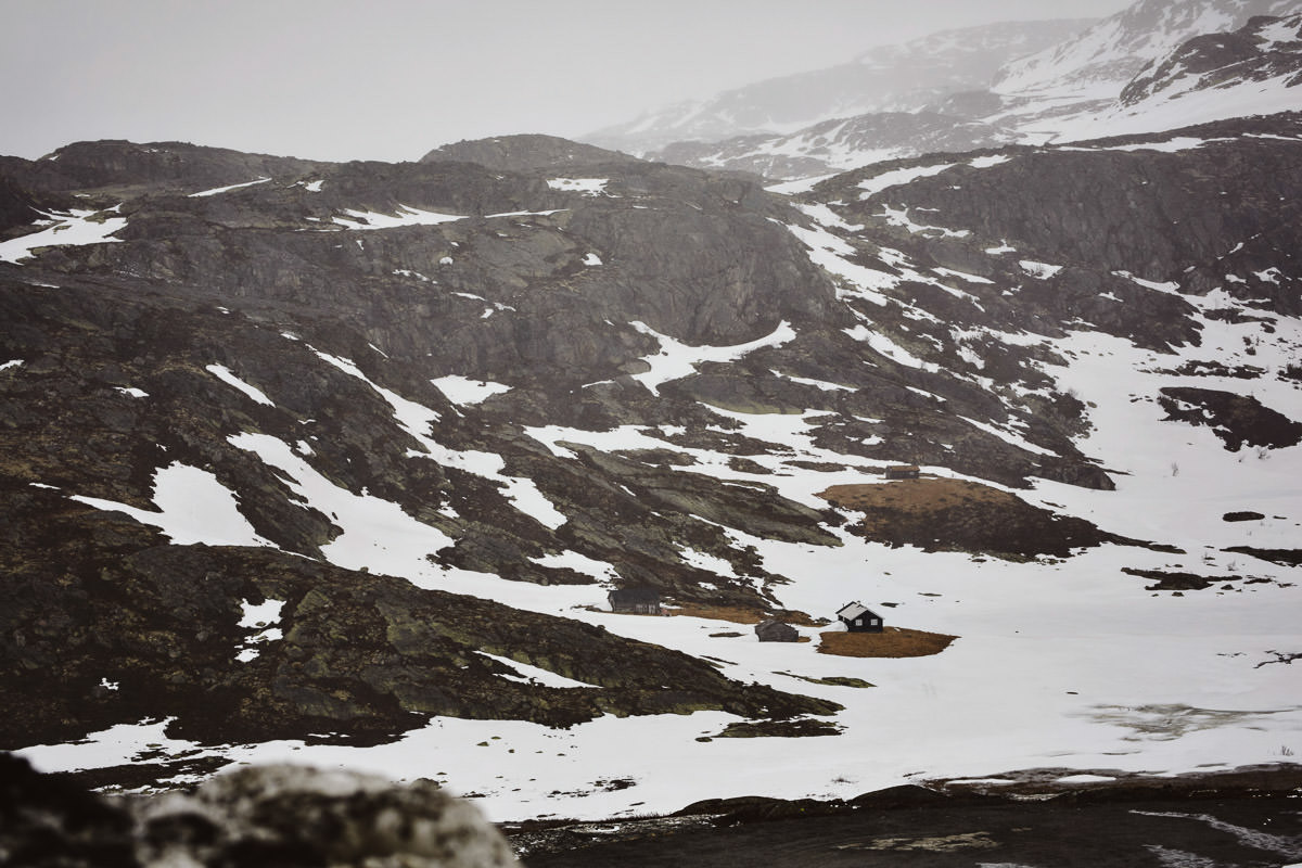dolina i sniegi