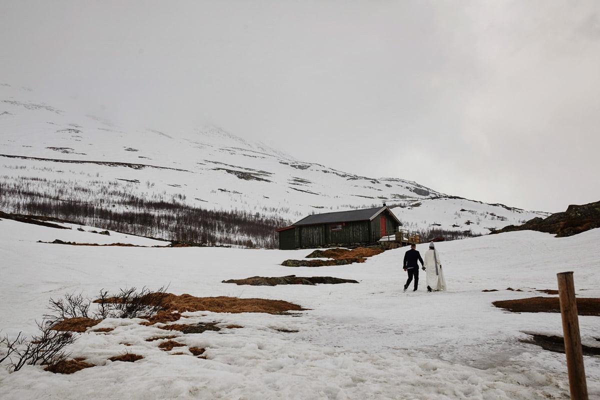 śniego i góry