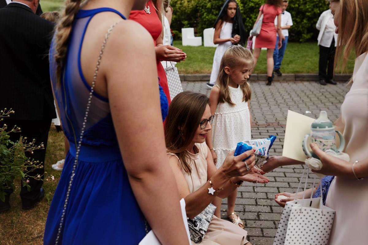 Villa Toskania - oczekiwanie na młodych