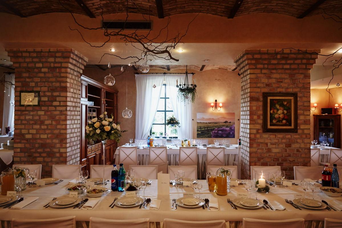 Villa Toskania - restauracja