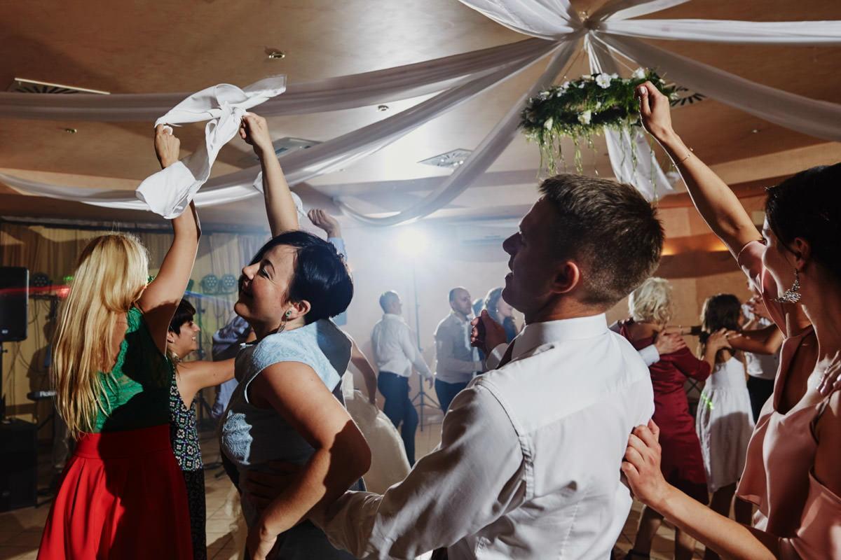 Villa Toskania - taniec
