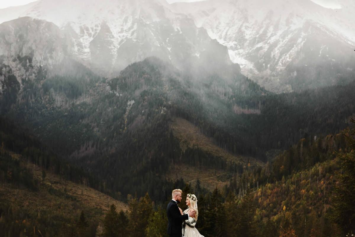 plener w Tatrach Wysokich