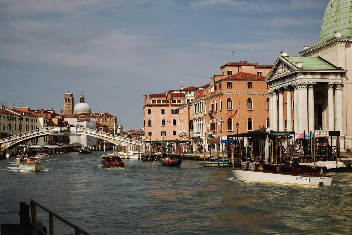Wenecja Grande Canale