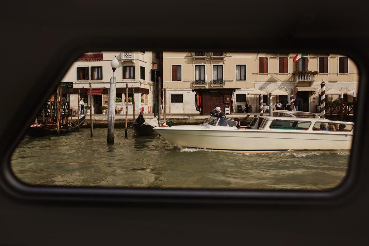 Grande Canale - Wenecja