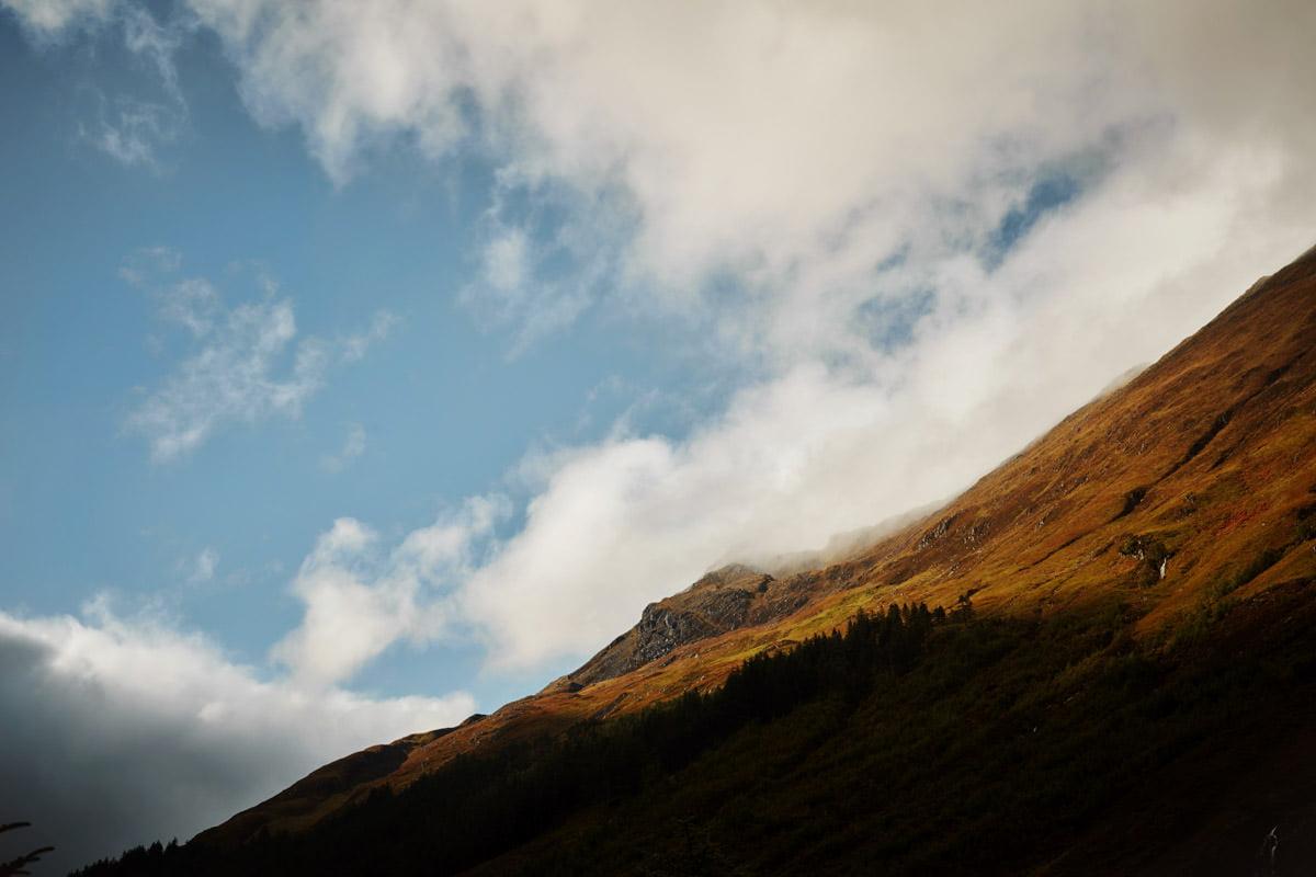 krajobraz Szkocja