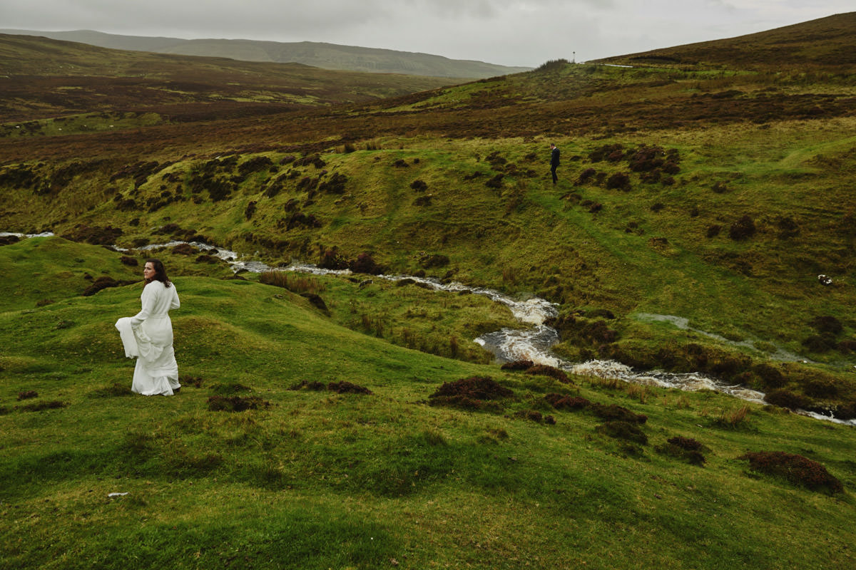 Isle of Skye - Panna Młoda