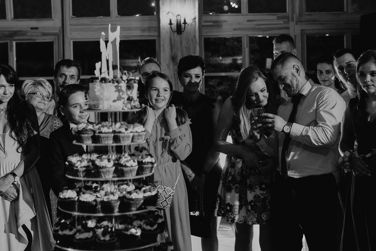 tort weselny - Młyn nad starą Regą
