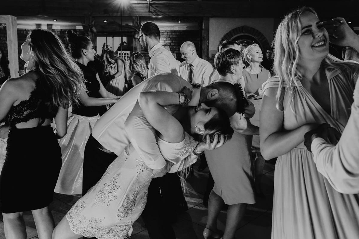 dynamiczne wesele