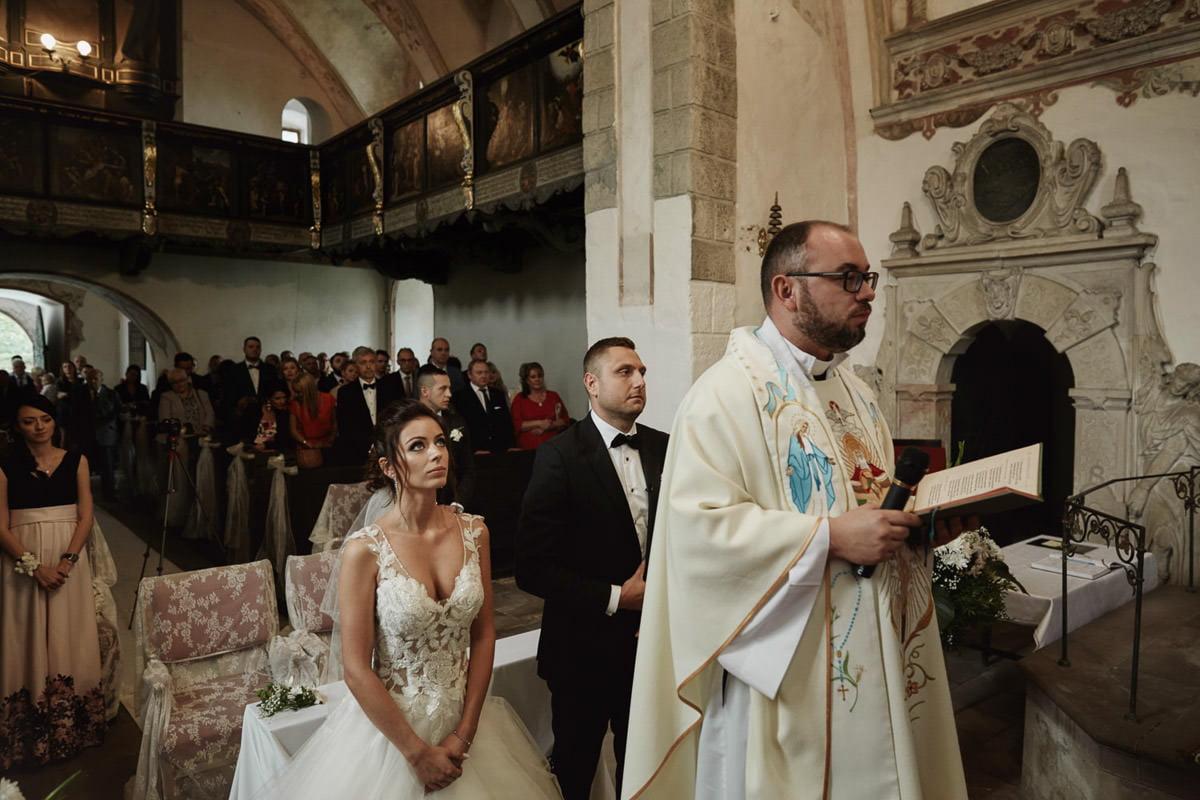 ceremonia ślubu Wrocław - fotograf Przemek Białek